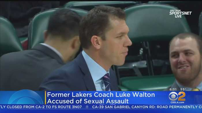 Former Lakers Player And Coach Luke Walton Accused Of Sexual Assault