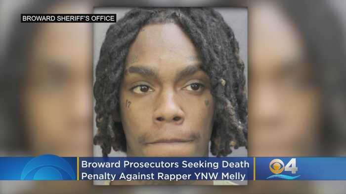 Broward Prosecutors Seeking Death Penalty Against Rapper YNW Melly