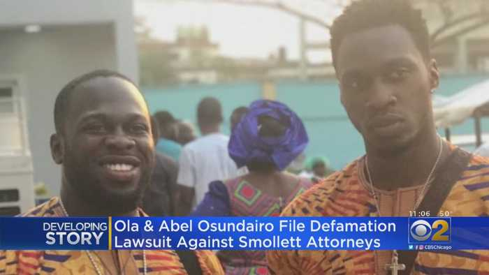 Osundairo Brothers Sue Smollett's Lawyers For Defamation