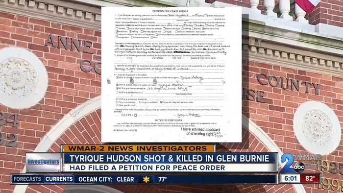 Thousands call for resignation of judge who denied Glen Burnie homicide victim's restraining order