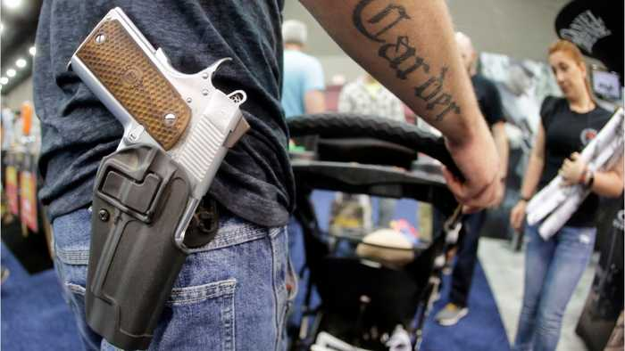 NRA Sues Los Angeles Over New Law Disclosing Business Contracts With Gun Rights Group