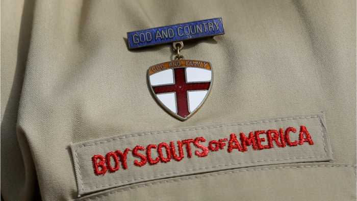 Thousands Of Boy Scouts May Have Been Sexually Abused