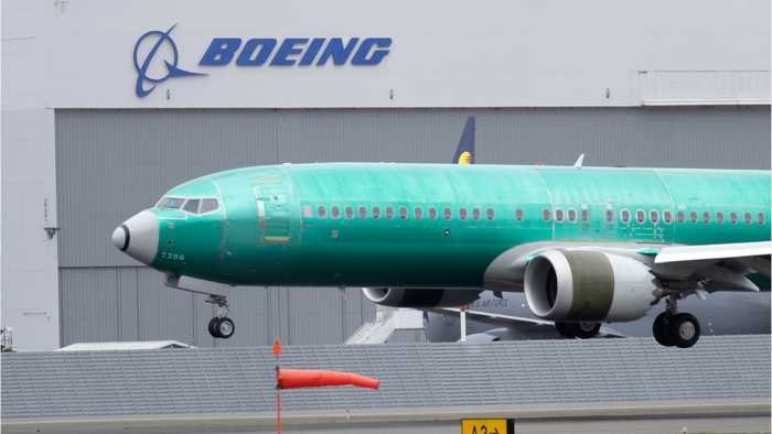 Boeing Abandons Outlook, Takes $1 Billion Cost Hit In MAX Crisis