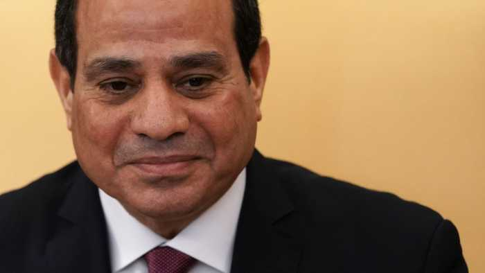 Egyptian Voters Approve Extending Current President's Rule Until 2030