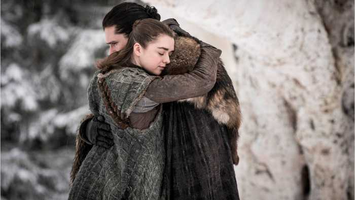 'Game of Thrones': Maisie Williams Has Hilarious Response to People Who Feel Uncomfortable About Arya's Sex Scene