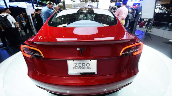 Tesla Team Rushes To China To Investigation Model S Explosion