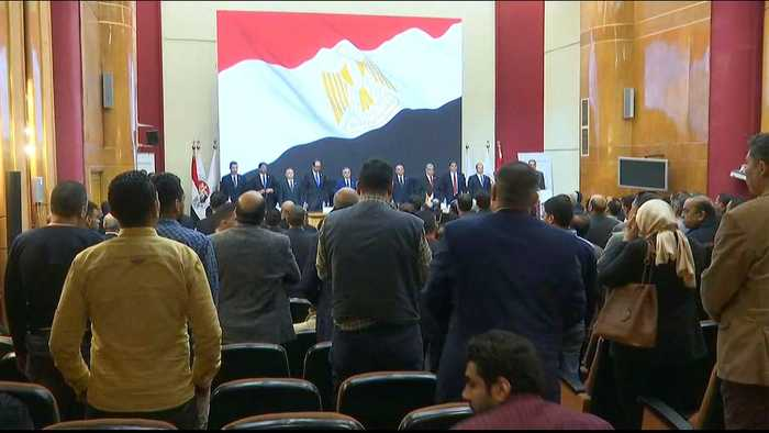 Egyptians approve extension to President Sisi's rule