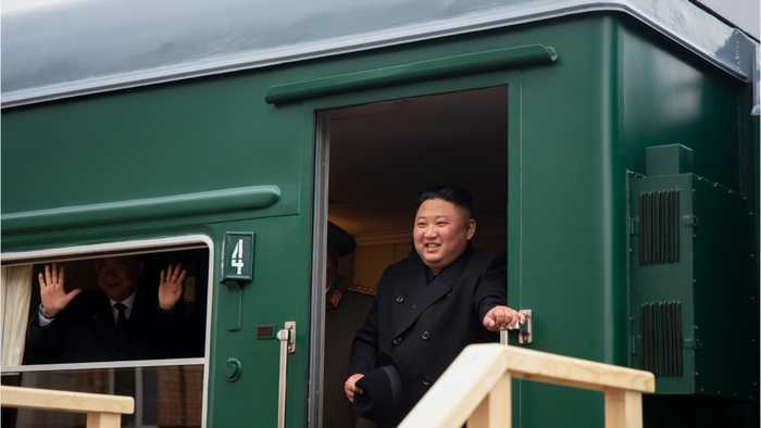 North Korea's Kim To Talk To Putin About Nuclear Standoff