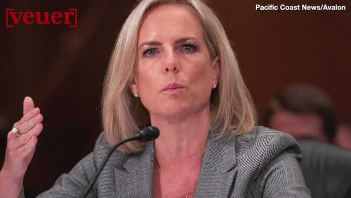 Report: DHS Nielsen Told Not to Discuss Fresh Russian Election Interference Fears with Trump