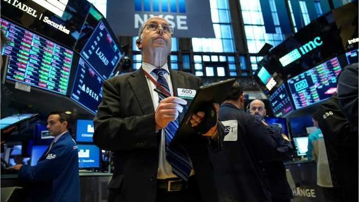Wall Street Is On The Upside