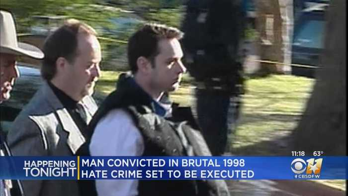 Kingpin In Dragging Murder Of James Byrd Jr. To Be Executed