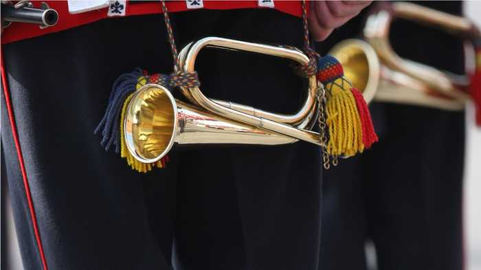 A Trumpet Played At Prince Harry And Meghan Markle's Wedding Is Up For Sale On eBay