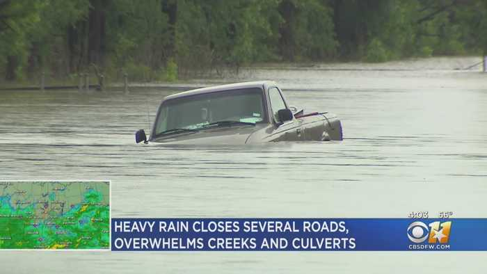 Team Coverage Of North Texas Flooding