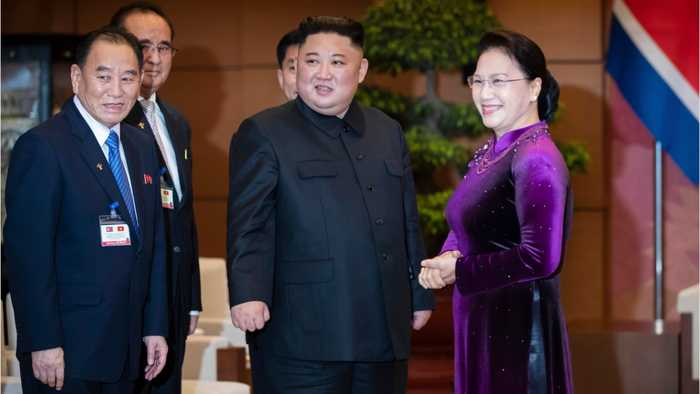 North Korea Has Reportedly Sidelined Kim Jong Un's Right-Hand Man