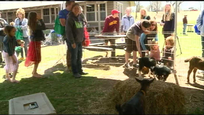 Families encouraged to explore nature at Earth Fair, starting this Sunday