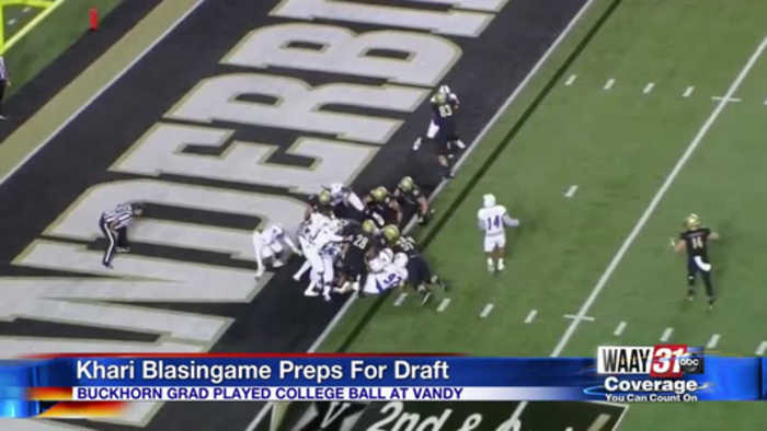 Local athletes ready for NFL Draft