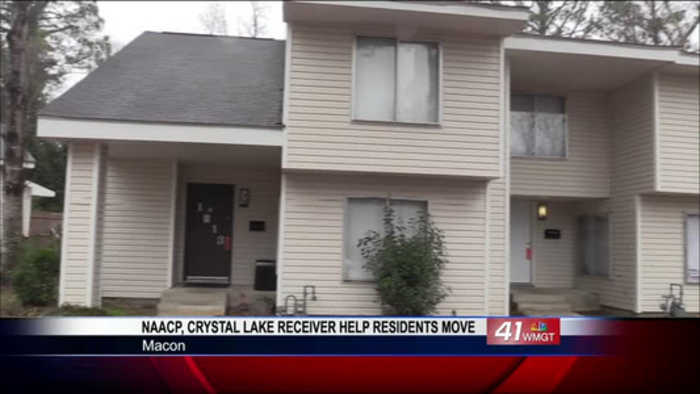 Crystal Lake Apartments receiver, NAACP helping displaced residents move