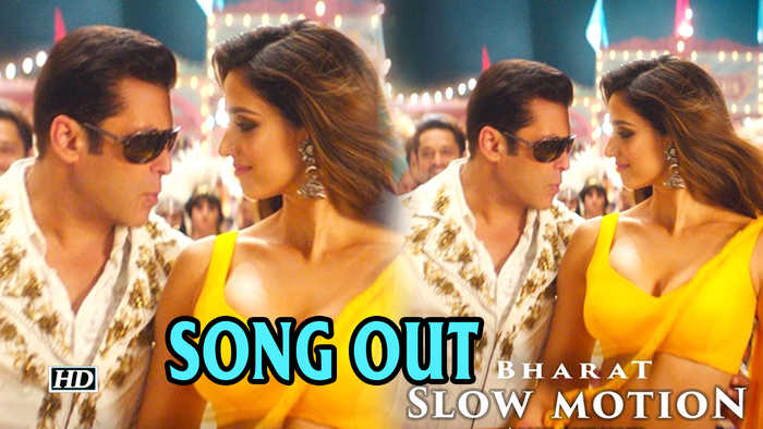 New Song titled 'Slow Motion' from Salman's Bharat OUT