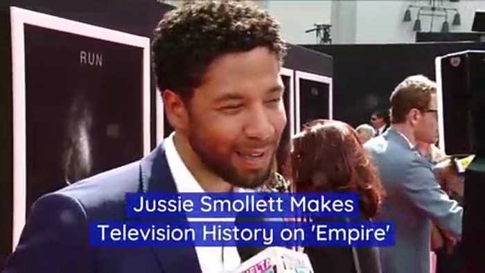 Jussie Smollett Makes Television History on 'Empire'