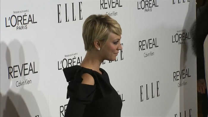 Kaley Cuoco at a 'loss for words' after 'The Big Bang Theory' finale table read