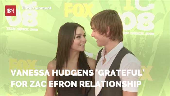 Zac Efron And Vanessa Hudgens' Close Relationship