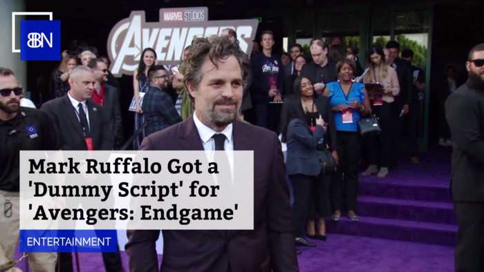 Why Did 'Avengers: Endgame' Director Give Mark Ruffalo A Dummy Script