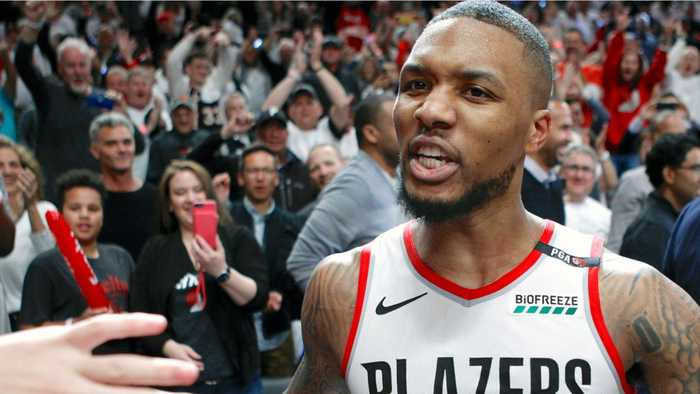 Damian Lillard Said The Night Before The Blazers Would Beat The Thunder