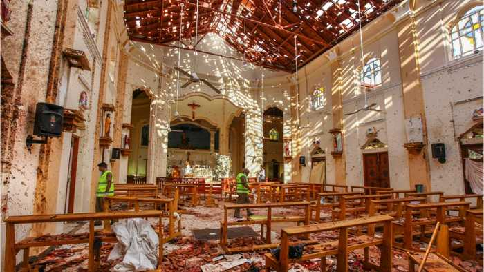 Two Of The Bombers In Sri Lankan Attack Were From A Wealthy Family
