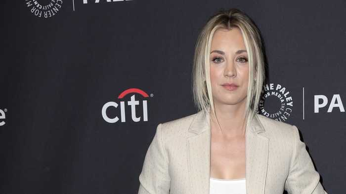 Kaley Cuoco Gets Emotional Over Finale Of 'The Big Bang Theory'