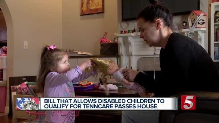 Tennessee House seeks to fund disabled insurance program