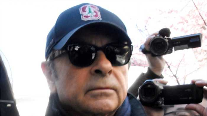 Ghosn Out On Bail Again