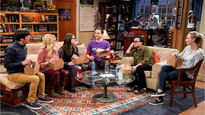 The Big Bang Theory's Kaley Cuoco Cried Her Eyes Out After Finale Table Read