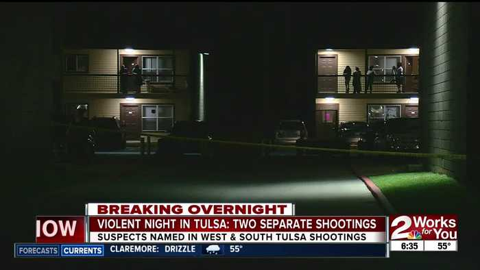 Altercation over woman leads to deadly west Tulsa shooting, police said.