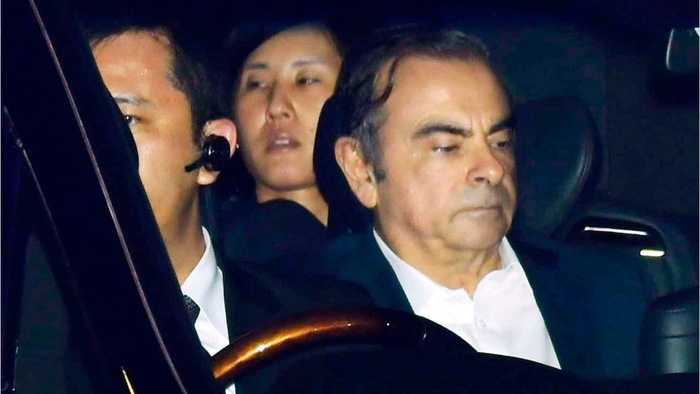 Ghosn Chafes Under Bail Conditions