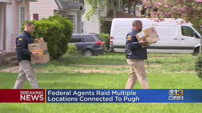 Mayor Catherine Pugh Raids (1 p.m. Update)