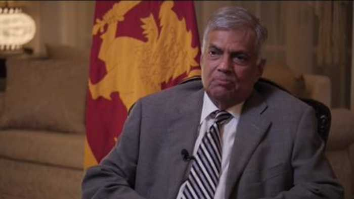 Sri Lankan PM: We can't stop Islamic State fighters entering the country