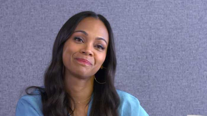 Zoe Saldana Says 'Guardians' Wouldn't Exist Without James Gunn