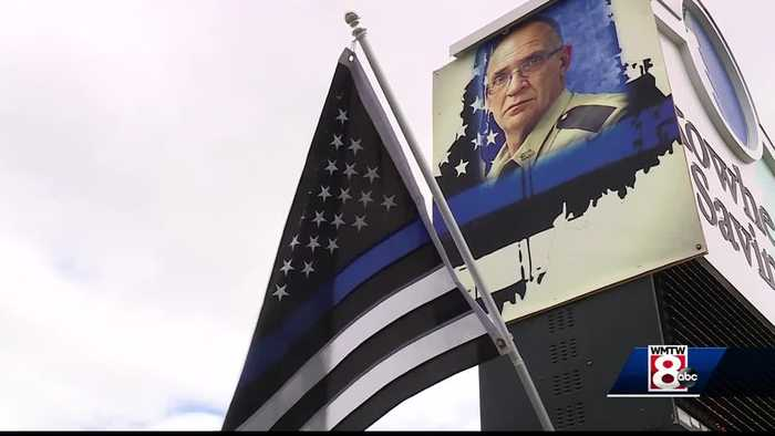 Maine honors Cpl. Eugene Cole on one-year anniversary of killing