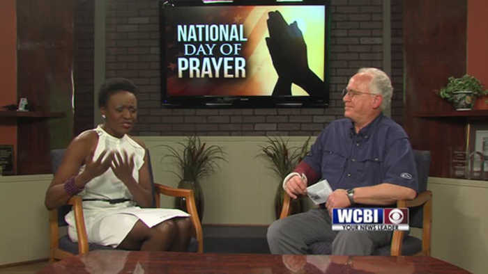 Midday Guest 4/25/19 - National Day of Prayer