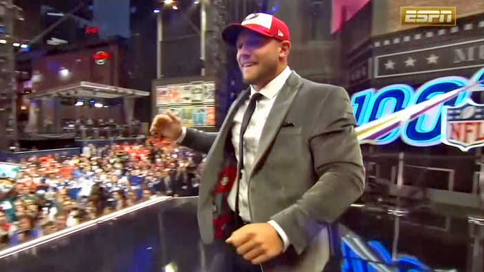 49ers Draft Pick Nick Bosa Comes With Controversial Social Media History