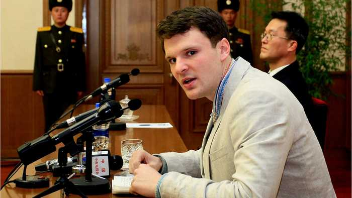 North Korea Billed U.S. $2 Million For Warmbier Care
