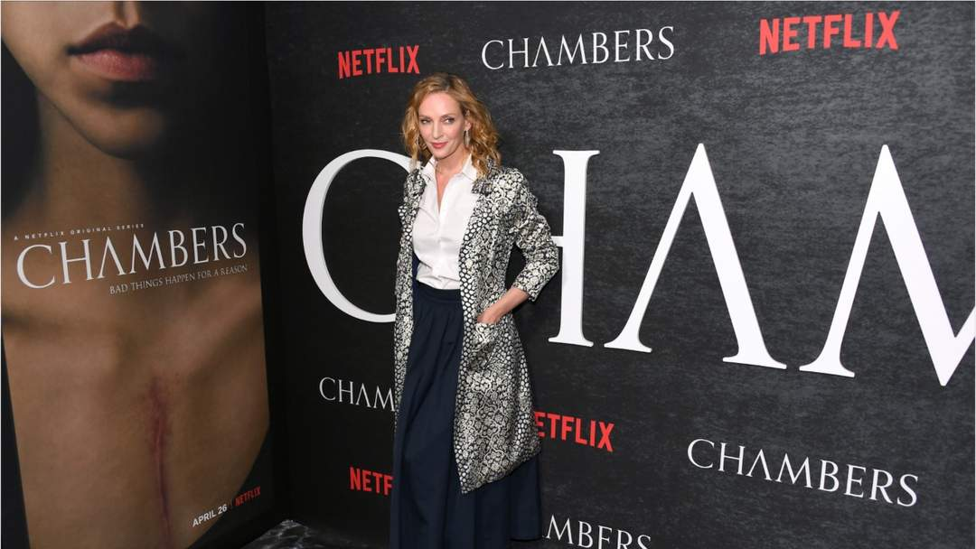 Netflix's New Psychological Thriller 'Chambers' Is A Show With Horror At  It's Heart