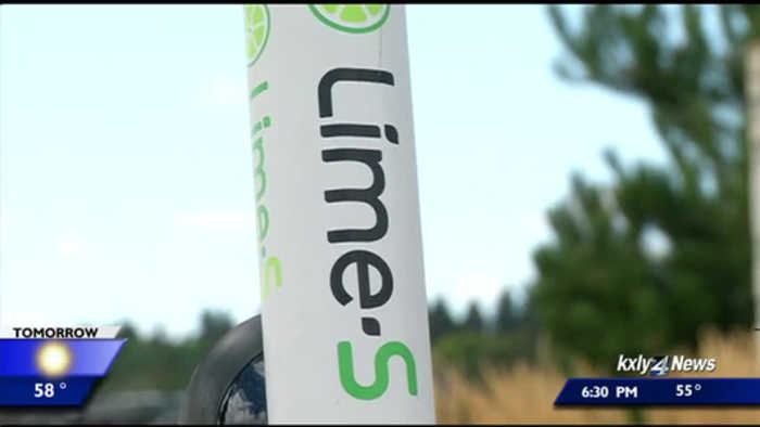 LIME SCOOTERS TRI-CITIES - One News Page VIDEO