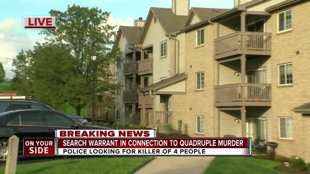 West Chester Police Search Apartment In