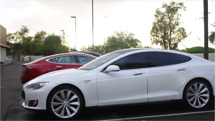 Tesla Cars Can Order Broken Parts