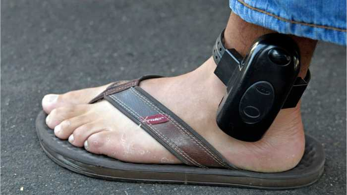 Catch and release? Software glitch blacks out ankle bracelet data