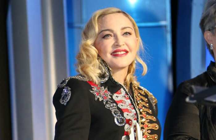 Madonna fighting for human rights at Eurovision
