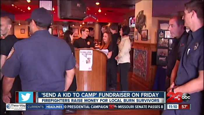 'Send a Kid to Camp' fundraiser on Friday