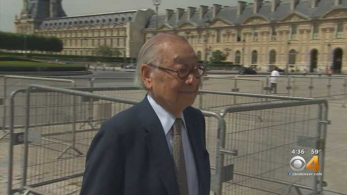 Architect I.M. Pei, Who Designed Building That Houses NCAR, Dies