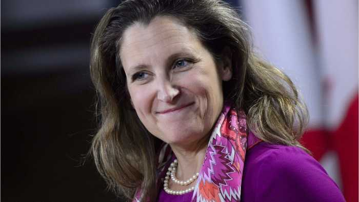 Canada Says 'Full Speed Ahead' Ratifying New North American Trade Pact
